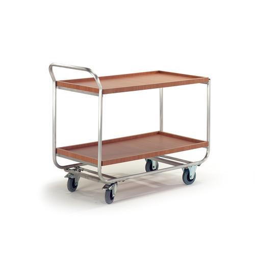Traglast 250 kg Anzahl Etagen und Ladefläche wählbar Tischwagen