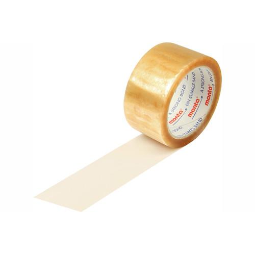 SANPRO 66 m PP Klebeband//Packband in 50 mm Breite Fu/ßbodenheizung geeignet